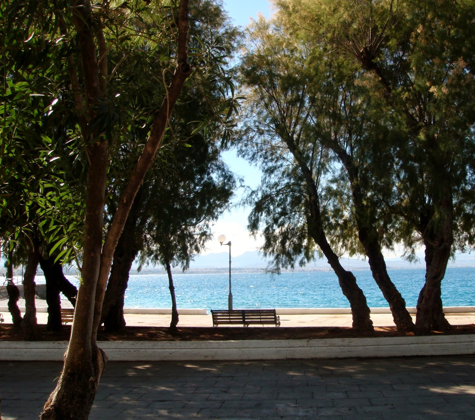 Loutraki park
