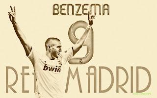 Karim Benzema Wallpaper 2011 8