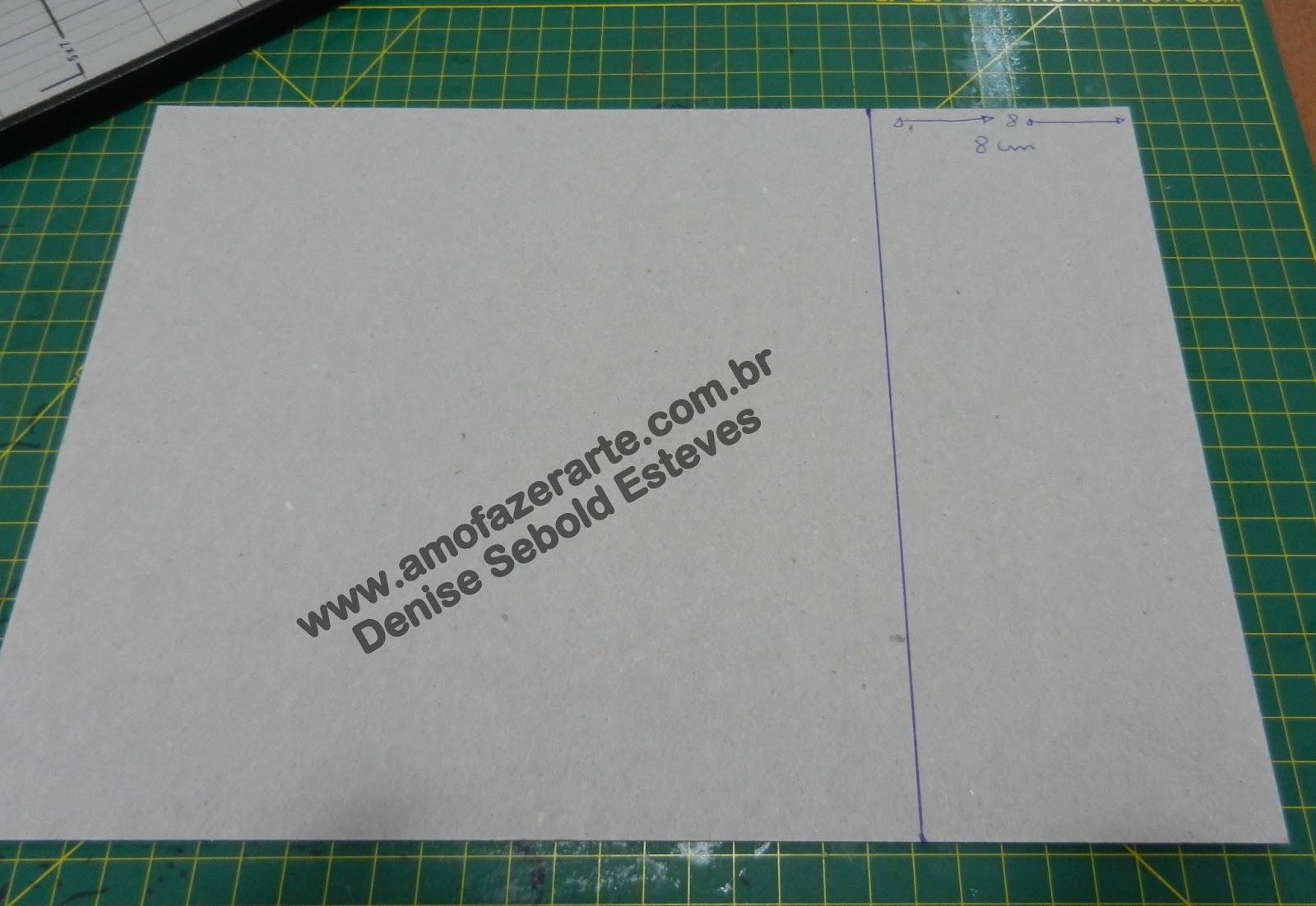 Bolsa De Mao Em Cartonagem Passo A Passo : Gata bacana passo a bolsa clutch em cartonagem