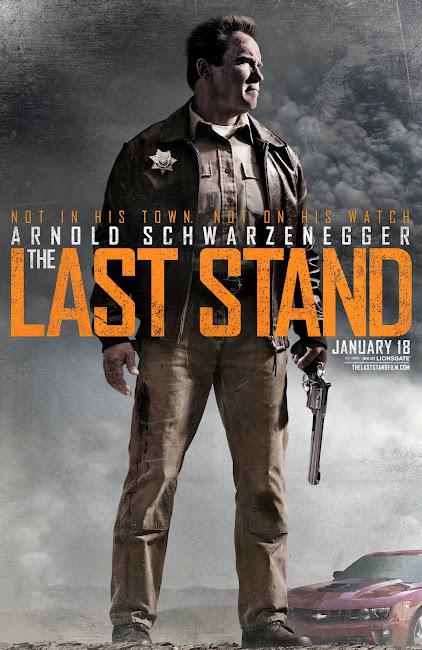 ตัวอย่างหนังซับไทย: The Last Stand...ลุงอาร์โนลด์ กลับมาบู๊อีกครั้งในบทนายอำเภอกระดูกเหล็ก