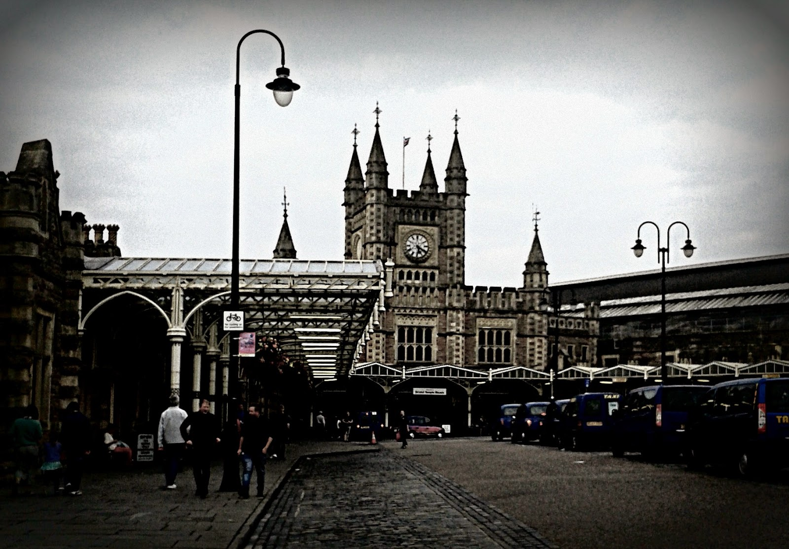 Project 365 #38 day 263 - Bristol Temple Meads