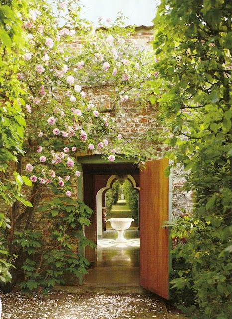 Delight by design a secret garden for Xd garden design