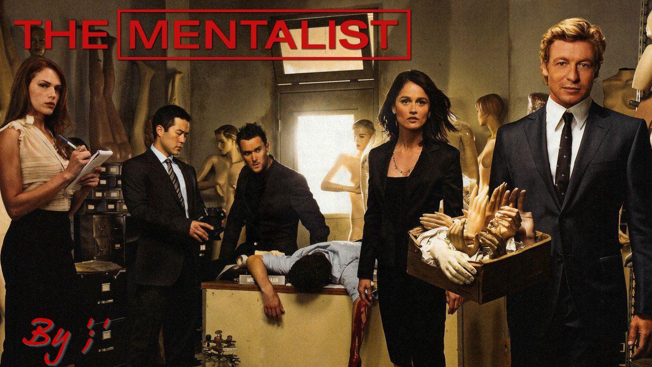El Mentalista |S05| 720p Dual Lat-Eng [x265] [M]
