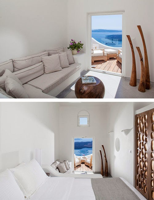 Lujo y ecolog a en una casa de las islas griegas ideas eco for Casas en islas griegas