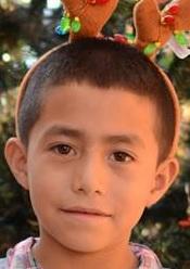 Brayan - Honduras (Betania), Age 9