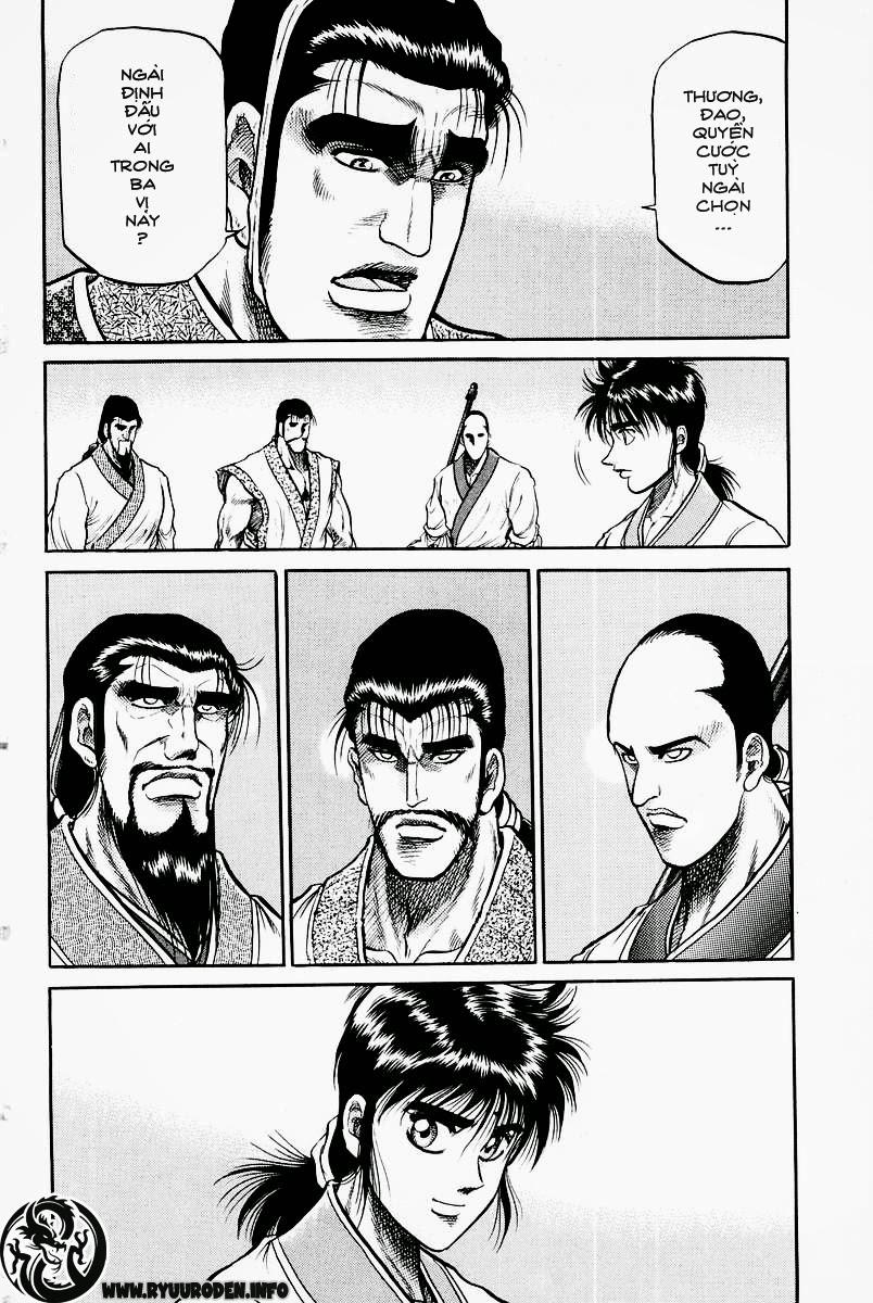 Chú Bé Rồng - Ryuuroden chap 31 - Trang 34