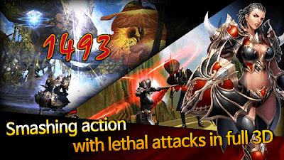 Soul Taker Face of Fatal Blow v3.9.18.44 Mod Apk Data (Mega Mod) 1