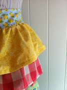 . sewing room has seen :) COLOR and RUFFLES, people.
