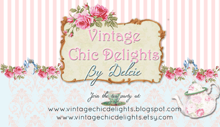 Vintage Chic Delights by Delcie