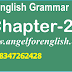 Chapter-25 English Grammar In Gujarati-SIMPLE PAST TENSE