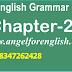 Chapter-25 English Grammar In Gujarati-SIMPLE PAST TENSE
