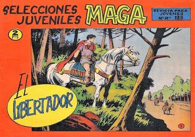 El Libertador Ed. Maga. Aporte de Ravillco