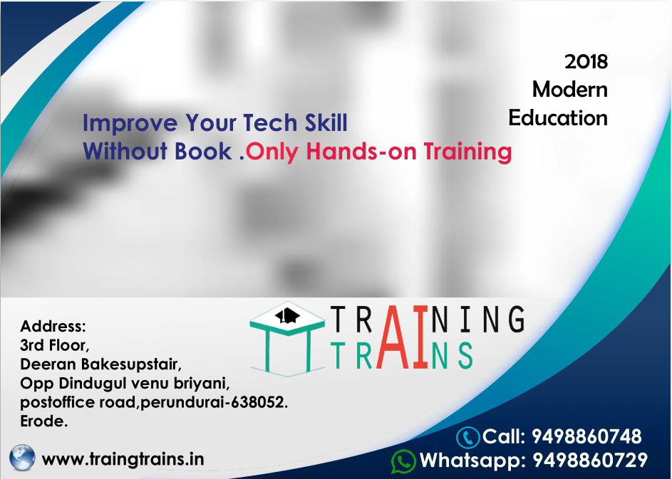 In-Plant Training and Internship Offers