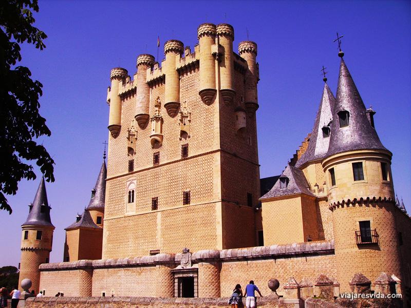 Viajaresvida - Alcázar de Segovia
