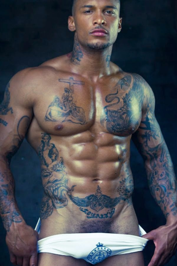 Nude muscle men with big cocks