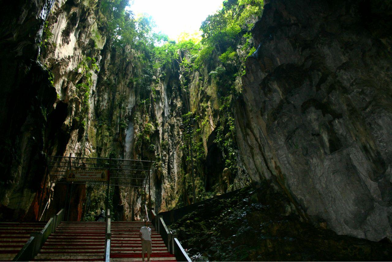 Viaje a Malasia: cuevas batu, kuala lumpur