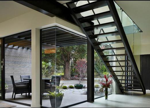 Fotos de techos cerramientos de patios exteriores for Techos exteriores para casas
