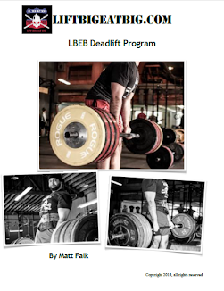 LBEB Deadlift Training Manual