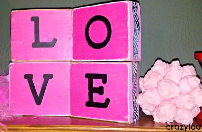 LOVE Blocks
