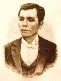 Portrait of Andres Bonifacio