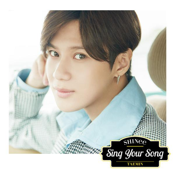 TAEMIN (SING YOUR SONG)