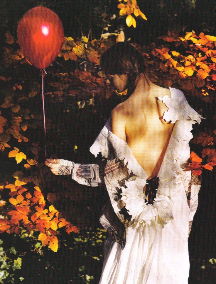 V magazine Spring 2007 / pretty baby fashion editorial