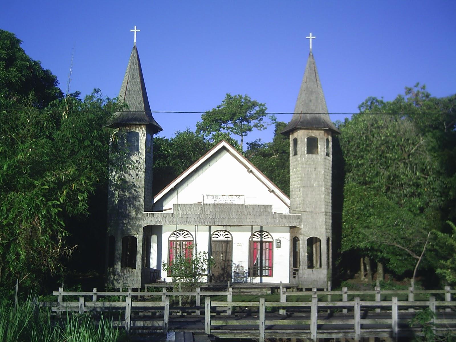 Foto gereja kristen protestan 45