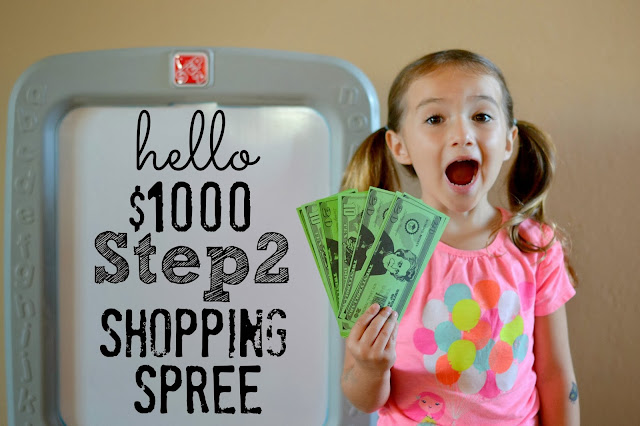 Mommy Testers, Step2 $1000 giveaway, Step2 shopping spree, Step2 Test Drive Blogger, Big Step2 Giveaway, Biggest 2013 Holiday giveaway