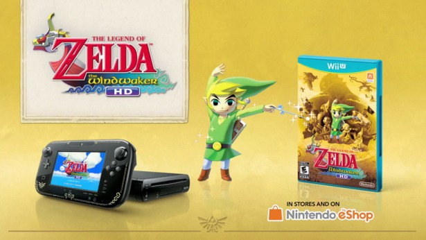 Este Vídeo De The Legend Of Zelda: The Wind Waker HD Nos Presenta Su Modo Héroe Y El Pack Con Wii U