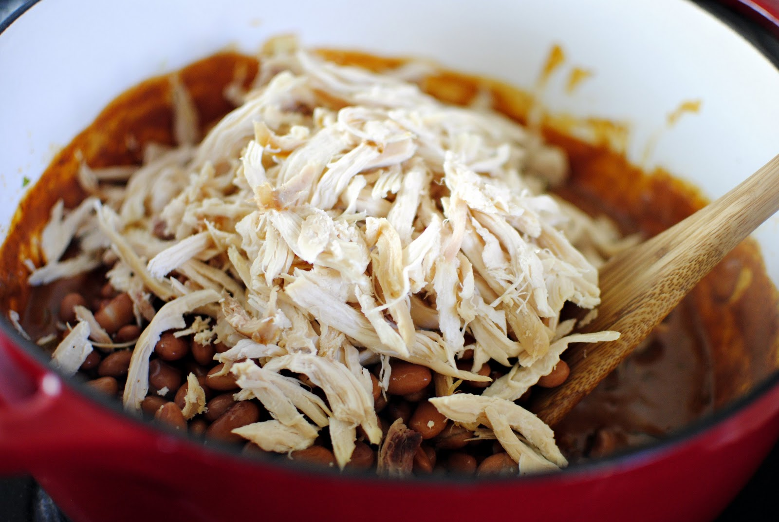 Simply Scratch » Southwest Chicken Chili