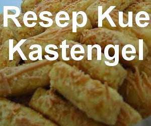 Resep Kue Kering Kastengel Keju Info Resep | Share The Knownledge