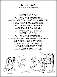 O+GIRASSOL - Texto para leitura