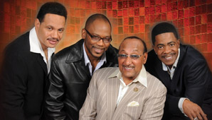 THE FOUR TOPS - the ultimate dinner cabaret concert