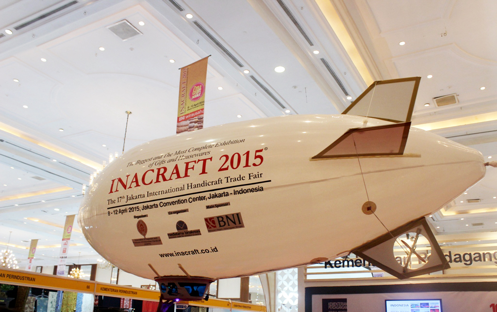 INACRAFT 2015 in JCC by Candy After Dinner