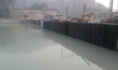 NHPC Teesta Low Dam P -III