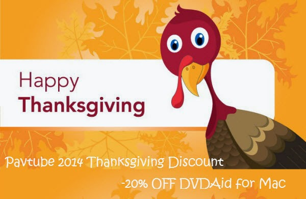 Thanksgiving Special Offer 2014