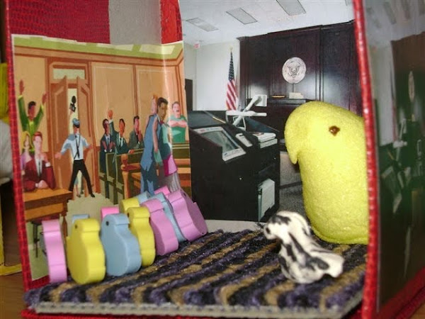 Judge Peep