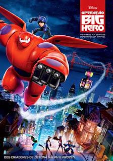 Operação Big Hero - DVDScr Dublado
