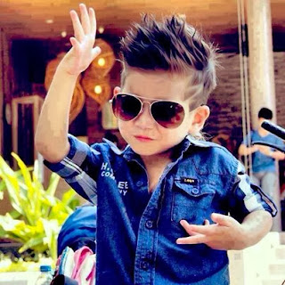 cool indian boys hair style picture