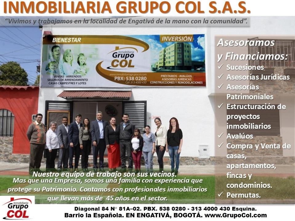 Inmobiliaria grupo COL S.A.S.