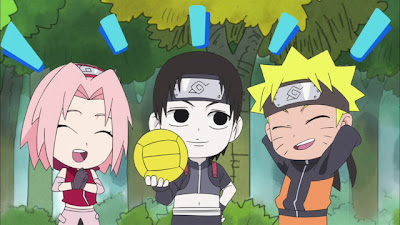Naruto SD: Rock Lee no Seishun Full-power Ninden 26 Sub Español Online