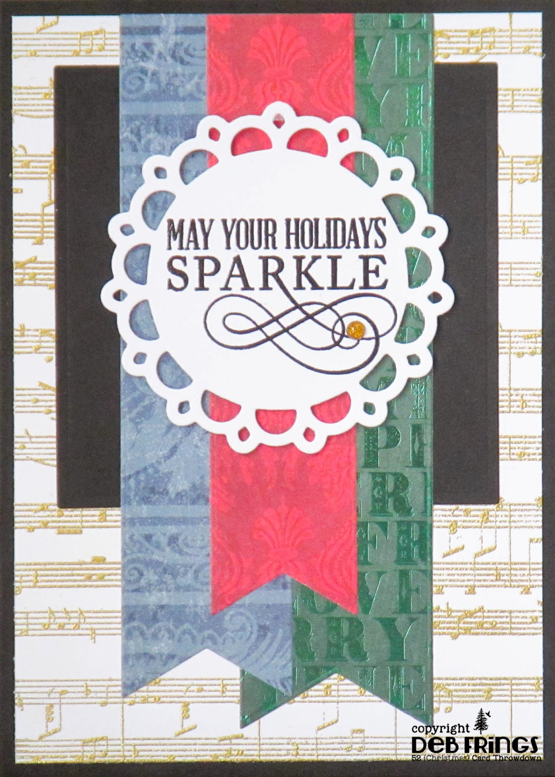 Holidays Sparkle - photo by Deborah Frings - Deborah's Gems