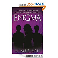 FREE Enigma (Part 1 of this exciting trilogy) by Aimee Ash (143 customer reviews)