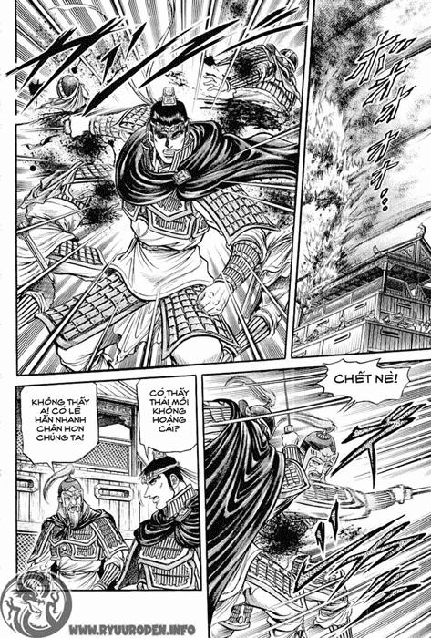 Chú Bé Rồng - Ryuuroden chap 38 - Trang 58