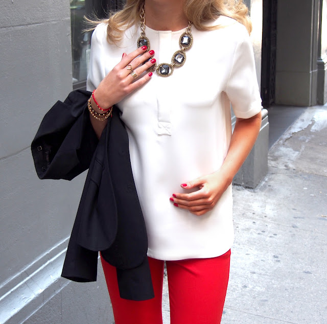 the classy cubicle fashion blog for young professional women females woman girls 20s 30s 40s appropriate work wear office attire outfits professional corporate suit do's and don'ts crimes top ten day to night transition