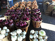 Onions Galore