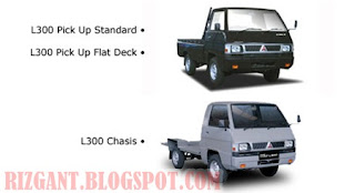 Harga Mobil Mitsubishi L300 Pick Up Colt