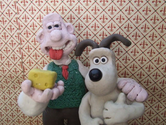 wallace and gromit cheese