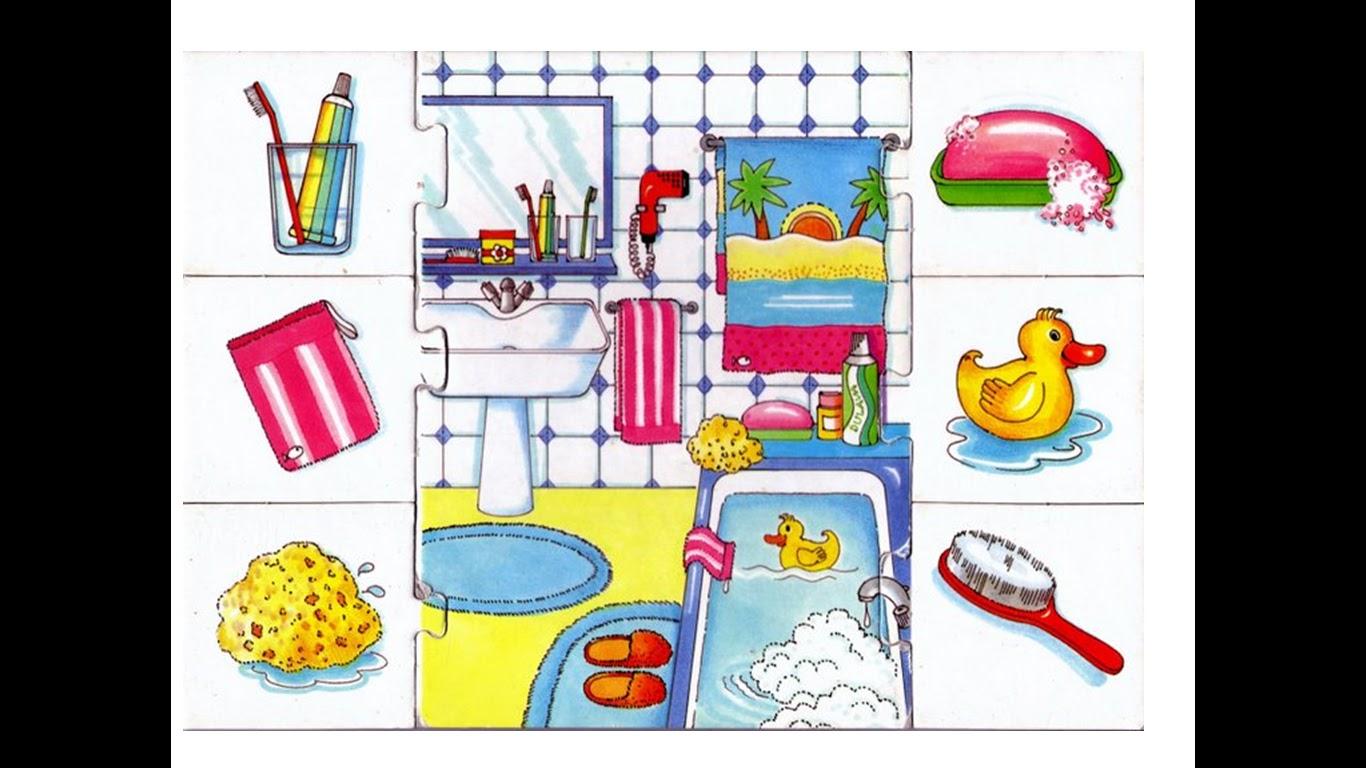 Tea materiales e ideas relacionando partes de la casa y - Casa de materiales ...