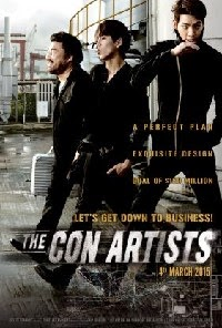 Jadwal Film THE CON ARTISTS
